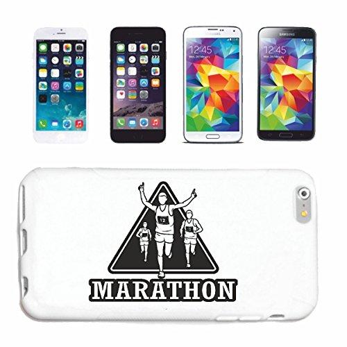 caja del teléfono iPhone 7S MARATHON MARATHON corredor de maratón EE.UU. CAMISA MARATHON MEDIA MARATÓN DE SAN DIEGO CALIFORNIA atletismo MARATHON Caso duro de la cubierta Teléfono Cubiertas cubierta