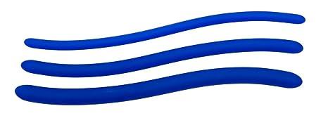 You2Toys Silikon Dilator 3er Set - softes Harnrröhrendehner-Set für ihn, drei Silikon-Dilatoren für die Harnröhrendehnung, Ur