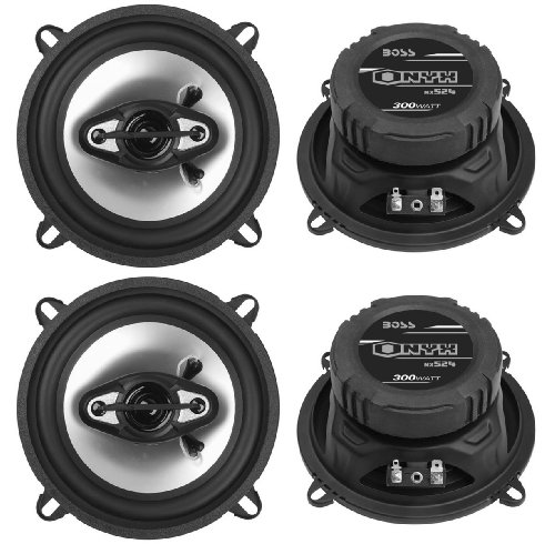 BOSS Audio Coaxial Speakers Stereo