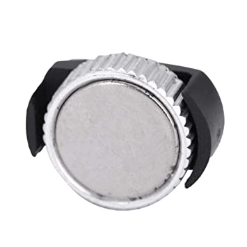 Dilwe Tacho Magnet, drahtloser Universal Kilometerzähler Magnet für Fahrrad Fahrradcomputer