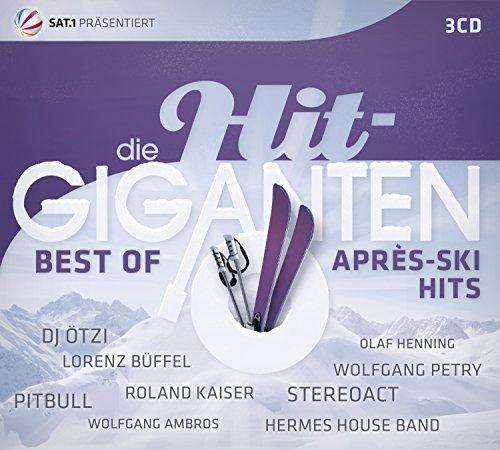Die Hit Giganten Best of Après Ski Hits New Apres Ski