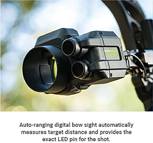 Garmin Xero A1 -Best Bow Sight For Mathews