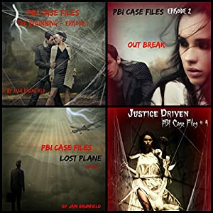 PBI Case Files, Bundle 1 Audiobook