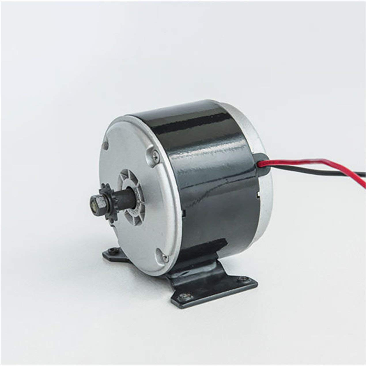 DC 24V Motor eléctrico Cepillado Profesional 250W 350W Imán Permanente Generador de Motor eléctrico para E Scooter