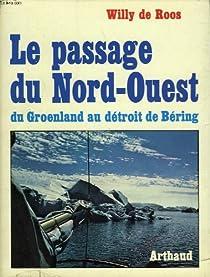 Le passage du Nord-Ouest par De Roos