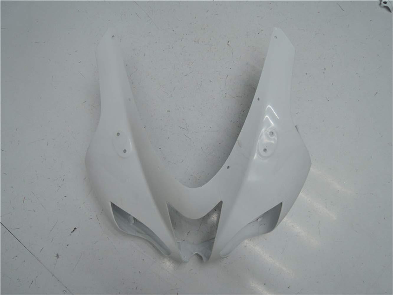 Unpainted Plastic Bodywork Fairing Fit for KAWASAKI NINJA 2000 2001 2002 ZX6R 636 Injection Mold ABS New Aftermarket Bodyframe Kit Set 00 01 02