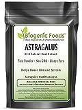 Astragalus - 20:1 Natural Root Extract Fine Powder (Astragalus membranaceus), 1 kg