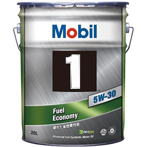 Mobil エンジンオイル モービル1 5W-30 SN/GF5 20L B0091T3HQ0