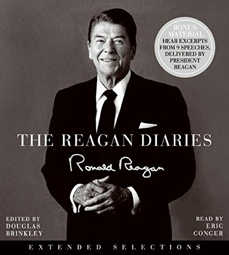 The Reagan Diaries Extended Selections CD
