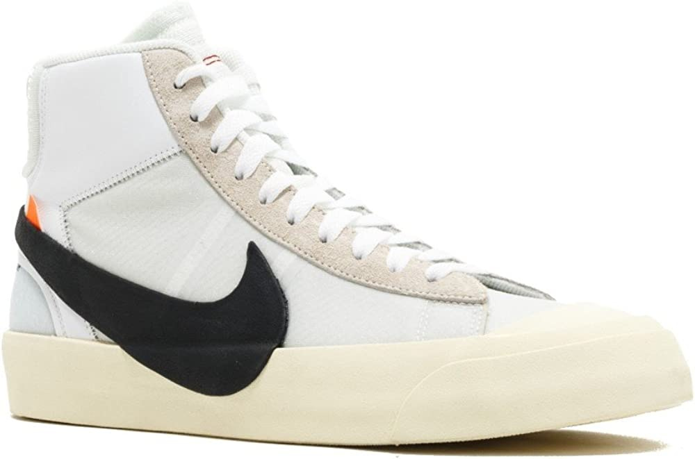 Nike Blazer MID Off White Schuhe Sneaker Neu The 10
