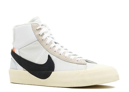 10 Aa3832 Mid Amazon Nike 100 Size White' Blazer 'off The 4AxAqpwaS