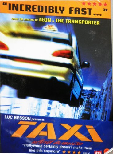 Taxi (1998) Luc Besson (English Subs) DVD 【海外版】 B004M91XQU