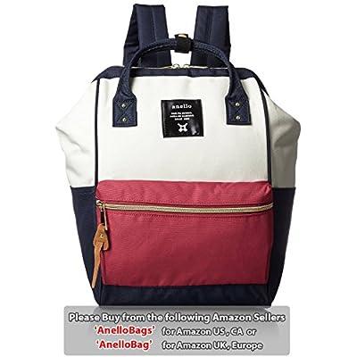 ea5670448363 Japan Anello Backpack Unisex MINI SMALL MIX-F Rucksack Waterproof ...
