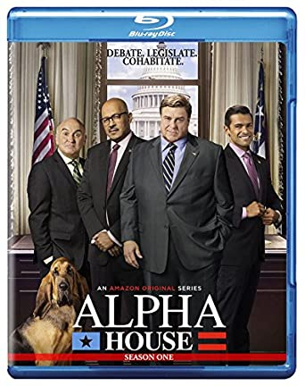 Wonderful Alpha House: Season 1 [Blu Ray]