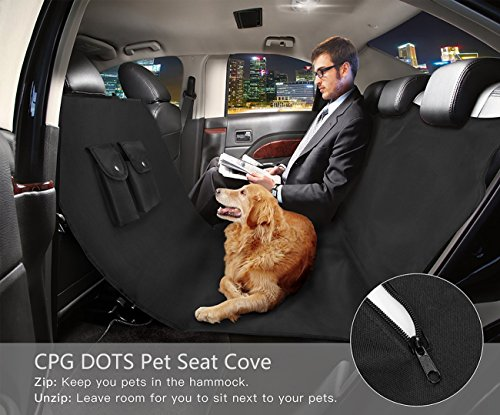 - Pet Back Seat Cover for Cars, SUVs, Trucks 54