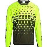 Troy Lee Designs Sprint Jersey - Mens Megaburst Flo Yellow/Black, M