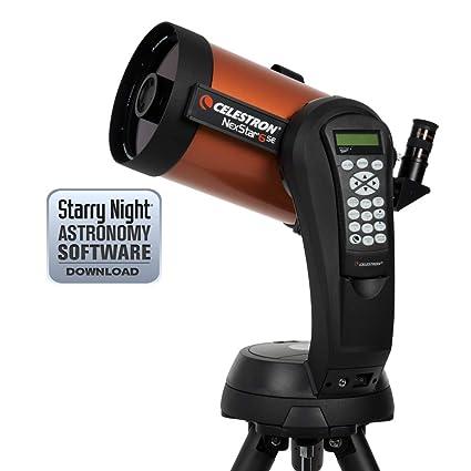 Amazon com : Celestron NexStar 6 SE Telescope : Catadioptric