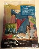 "Pioneer National Latex Teen Beach Movie 12"" Latex Balloons, 6 Count"