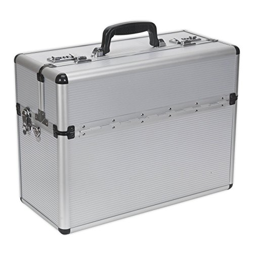 - Sealey Tool Case Pilot Style Fully Polished Aluminium