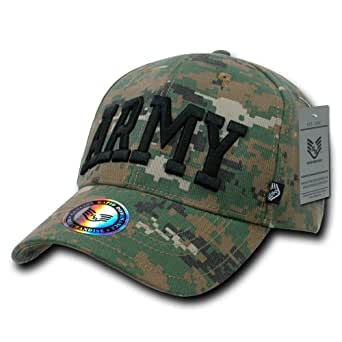 Rapiddominance Army Digital Military/Law Cap