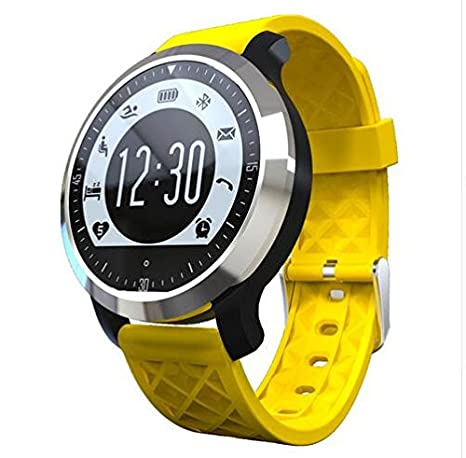 Amazon.com: Ohmygod85 F69 Bluetooth Wrist Smart Watch IP68 ...
