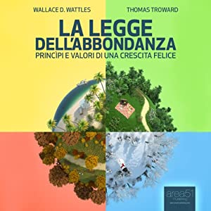 Titolo: La Legge Dell'Abbondanza [The Law of Opulence] Audiobook