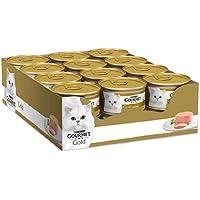 Purina Gourmet Gold Húmedo Gato Paté con Conejo, 24 latas de 85 g Cada una de Las 24 x 85 g