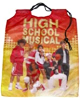 Disney High School Musical Cinch Sack Fabric Lightweight Tote Bag