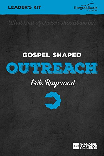 Gospel Shaped Outreach - DVD Leader's - Kit Conversion Time