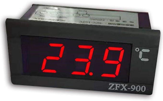 Garciasia Pantalla LED ZFX-900 Termómetro digital Monitor de ...