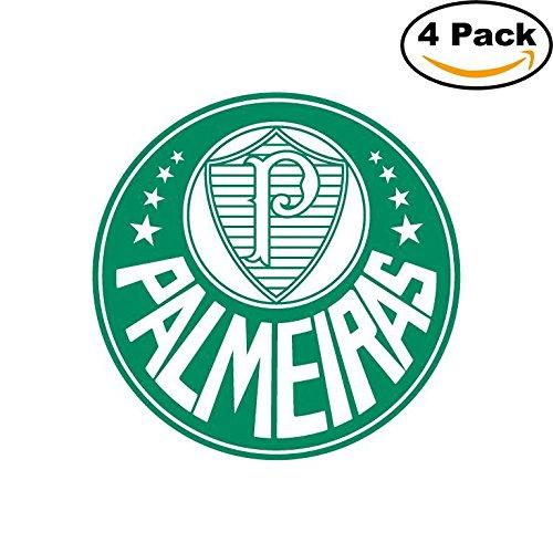 Palmeras FC Brazil Soccer Football Bumper Sticker Decal - La Palmera