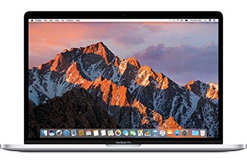 Apple Z0TW0003H 13.3″ Silver Macbook Pro with Touch Bar (Late 2016), Retina Display, Intel i5-6267U 2.9GHz, 16GB DDR3, 512GB PCIe SSD, 802.11ac, BT, MacOS 10.12 Sierra
