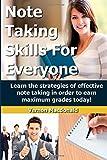 Note Taking Skills for Everyone, Vernon Macdonald, 1500456063