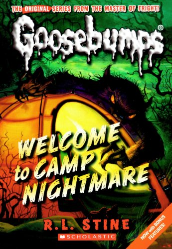 Download Welcome To Camp Nightmare (Turtleback School & Library Binding Edition) (Goosebumps (Pb Unnumbered)) pdf