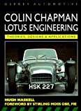 img - for Colin Chapman: Lotus Engineering: Theories, Designs & Applications by Hugh Haskell (1999-01-24) book / textbook / text book