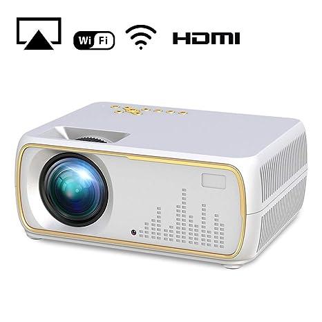 YTBLF Smart Pico proyector, Cine Multimedia Full HD 1080P, Vida ...