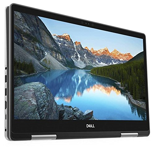 Dell Inspiron 15.6″ 2 in 1 Full HD 1920×1080 Touchscreen Laptop PC Intel Core i5-7200U Processor 8GB DDR4 RAM 1TB HDD 802.11AC Wifi Backlit Keyboard Bluetooth Webcam HDMI Windows 10-Gray
