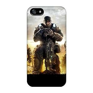 Premium Tpu Gears Of War 3 Cover Skin For Iphone 6