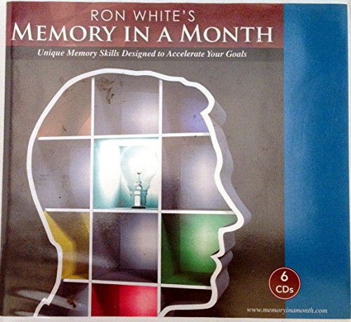 Ron White's Memory In A Month 6 CD Set 2008