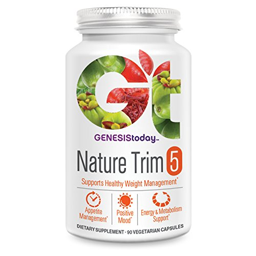 Genesis Today, Nature Trim 5, 90 Count
