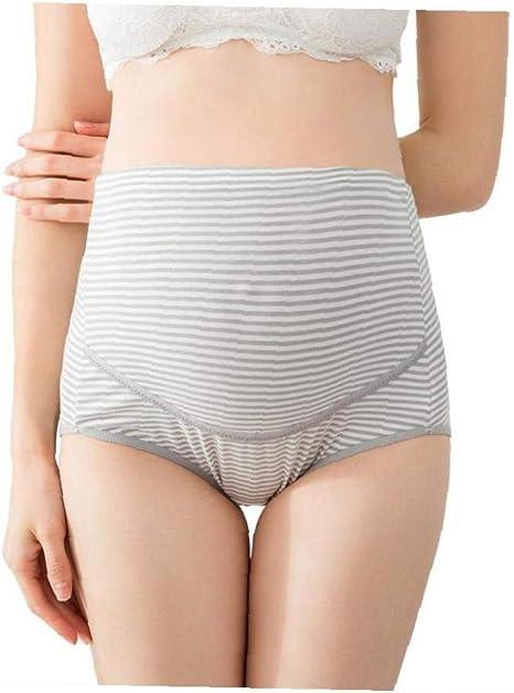 Embarazadas Para Mujer Rayada Bragas Calzoncillos De La Ropa ...
