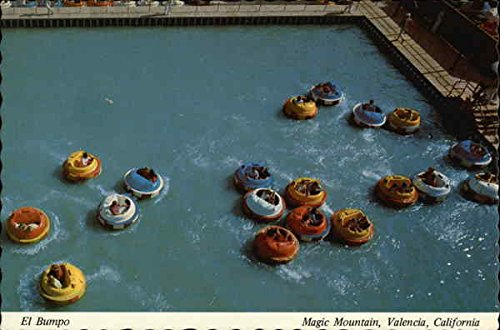 El Bumpo, Magic Mountain Valencia, California Original, used for sale  Delivered anywhere in USA