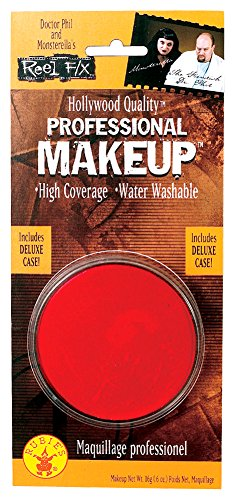 Rubie's Women's Reel FX Professional Red Makeup -