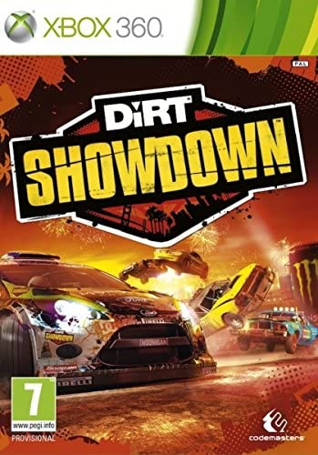 Infogrames Dirt Showdown, Xbox 360 - Juego (Xbox 360, Xbox 360, Racing, E10 + (Everyone 10 +)): Amazon.es: Videojuegos
