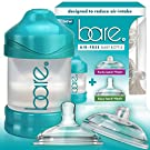 Bare Air-Free Feeding System With Perfe-Latch & Easy-Latch Nipples - 4oz, Use As Instructed Only