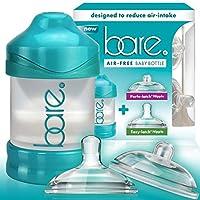 Bare Air-Free Feeding System With Perfe-Latch & Easy-Latch Nipples - 4oz, Use...