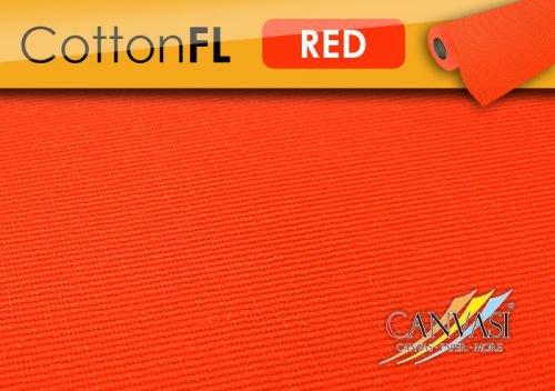 Canvasi rot COTTON - XXL - - - Bespannte Keilrahmen Größe 155x300cm  B01BGVOQ88 | Attraktive Mode  1a8903