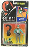 "BATMAN "" THE RIDDLER "" w/ QUESTION MARK LAUNCHER MOC"