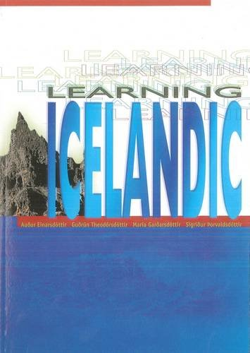 Learning Icelandic: Plus CD