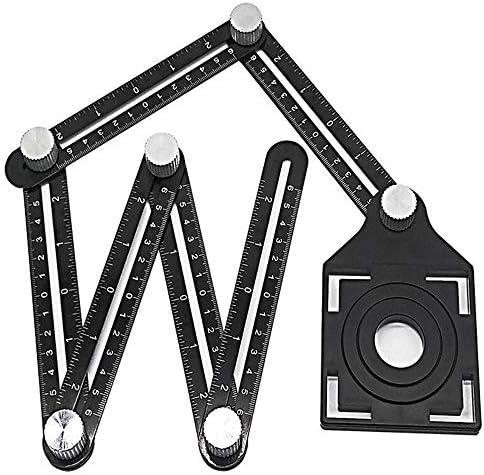 Multi-Angle Adjustment Ruler Enhanced, Multi Angle Template Tool, Magic Angle, Expert Angle Solid, Angle Copier, Shapes, Instant Templates (Six Sides)